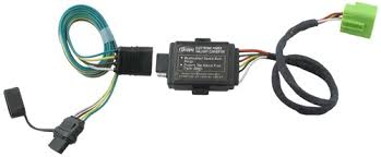 hopkins plug in simple vehicle wiring harness with 4 pole flat 1997 jeep grand cherokee trailer wiring diagram at 2003 Jeep Grand Cherokee Trailer Wiring Harness
