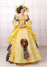 Deluxe Halloween Costumes For Women Medieval Century Victorian Dress Ball  Costume Party Costume Lolita Victorian Fancy Dress