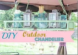 diy outdoor chandelier diy outdoor chandelier with solar lights diy outdoor wood chandelier