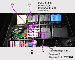 coding plugs r1100 r1150 decoded adventure rider