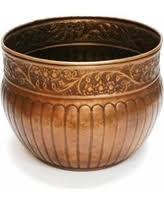 garden hose pot with lid. Good Directions La Jolla Pot (La Hose Pot), Bronze, Outdoor Décor Garden With Lid D