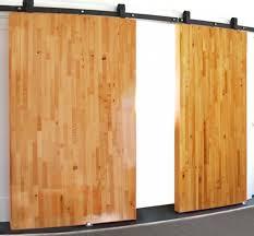 How to Build a Barn Door   Large Sliding Doors