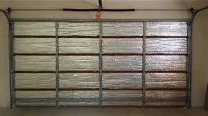 garage door insulation. foil insulation garage door s