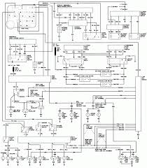 Carburetor wiring diagram truck ford 4g91 ga15 engine 22r physical connections schematic 840