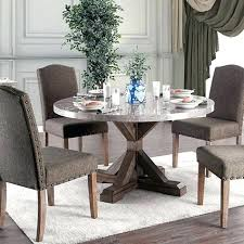 marble table set round marble table with 4 chairs marble top dining round marble top dining