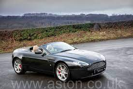 2007 Aston Martin V8 Vantage Roadster Sportshift Sold Car And Classic Car And Classic