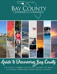 Panama City Marina Civic Center Seating Chart 2017 Guide To Discovering Bay County By Bay County Chamber
