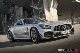Video emitido en tv y en el sitio web horasminutosysegundos el lujo sobre ruedas tiene nuevo representantes. Mercedes Amg Gt 2019 Una Interesante Puesta Al Dia Soymotor Com