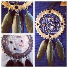 How Dream Catchers Are Made 100 best Bicycle Dreamcatchers Made from Recycled Bike Parts 88