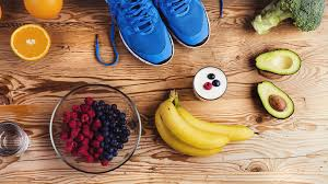Body Fitness Food Chart Food As Fuel Before During And After Workouts American