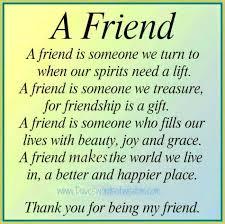 Friends Meaning Quotes Unique Friendship Poem Friendship Poems Pinte