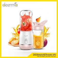 Máy xay sinh tố cầm tay Deerma NU08 - Deerma Việt Nam