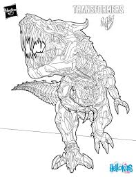 Coloring Pages Free Transformer Coloring Pages Picture Ideas For