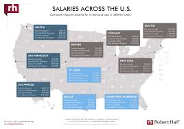 salary comparison map thumbnail
