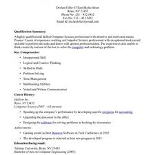 Computer Science Lecturer Resume | Resume Template