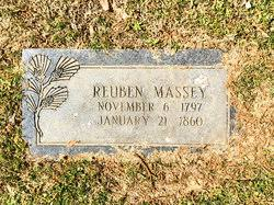 Ruben Massey (1797-1860) - Find A Grave Memorial