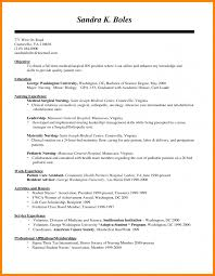 Student Nurse Resume Medical Surgical Nurse Resume Sevte 38