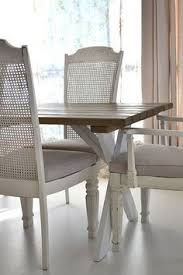 cane back chair makeover google search more dining room