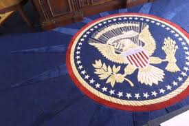 oval office rug. Tom And June Simpsons Florida Home Comes With Oval Office Rug