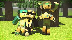 Minecraft Cute Girl Wallpapers - Top ...