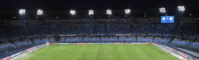 SSC Napoli e Comune, sottoscritta la convenzione d'uso dello Stadio San  Paolo