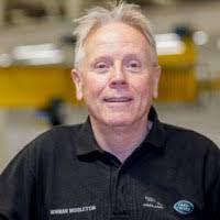 Norman Middleton - Structural Test Fitter - Jaguar Land Rover   LinkedIn