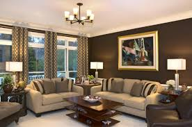 To Decorate Living Room Living Room Living Room Decorating Ideas With Dark Brown Sofa