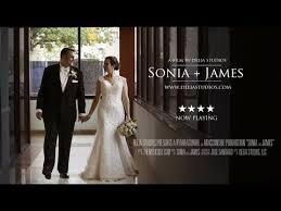 Sonia James Wedding Highlights Chart House
