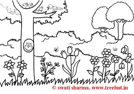 Small Picture Spring Garden Coloring Pages Patterns I Like Pinterest