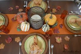 thanksgiving table setting ideas this makes that hallway decorating ideas classic interior design