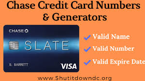 It is possible to perform a transaction as there is some information on the card itself which make it possible. Credit Card Generator That Works