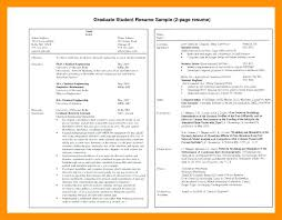 2 Page Resume Sample Awesome Two Page Resume Format Colbroco
