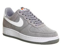 Image Yhome Office Nike Air Force 07 Stealth White His Trainers