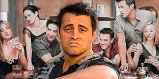 Гэри хэлворсон, кевин брайт, майкл лембек и др. Joey Was The Only Friends Reunion That Mattered And It Sucked