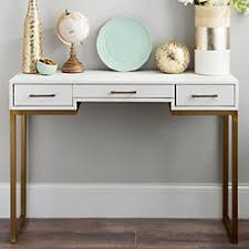 cream console table. White And Gold Console Table Cream Y