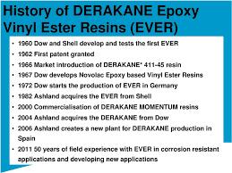 Frp Construction With Derakane Epoxy Vinylester Resins