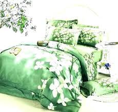 green bedspread queen forest bedding sets comforter set sage and brown green 4 piece queen comforter sets