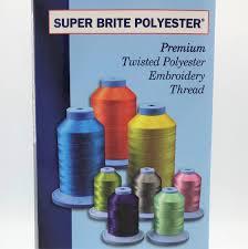 Robison Anton Polyester Embroidery Thread Chart Robison Anton Super Brite Polyester Color Chart