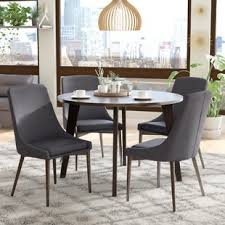 Modern dining room tables Wood Dining Quickview Allmodern Modern Contemporary Casual Dining Sets Allmodern