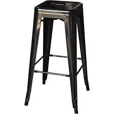 tolix stool 76cm black 800x800px 1