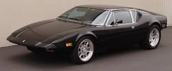 de tomaso forums a 1974 pantera l looking very classic in black and chrome