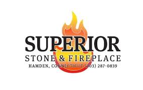 superior stone fireplace