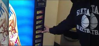 Hacking Vending Machines Stunning How To Get A Free Drink From A Nesquik Vending Machine Cons