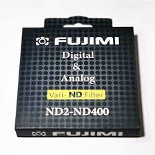 <b>Фильтр</b> с изменяемой плотностью <b>FUJIMI Vari</b>-<b>ND</b> filter ND2-ND400
