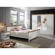 Myhobu Dover Schlafzimmer Material Massivholz Kiefer Weisshonig