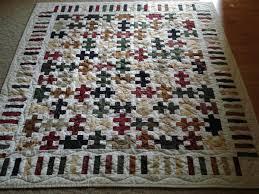 beautiful quilt borders | Puzzle Piece Quilt with Piano Key Border ... & beautiful quilt borders | Puzzle Piece Quilt with Piano Key Border Adamdwight.com