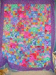 207 best Kaffe Fassett quilts images on Pinterest | Crafts, DIY ... & Kaffe Fassett fabrics quilt Adamdwight.com