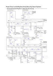 2000 honda civic alarm wiring diagram Alarm Wire Diagram 2000 Toyota Toyota Ecu Wiring Diagrams