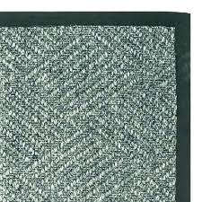 diamond sisal rug gray handmade natural fiber cotton border x 6 grey woven sis stark diamonds natural sisal wool rug
