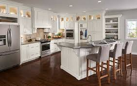 kitchen cabinets from the atherton collection at the home depot